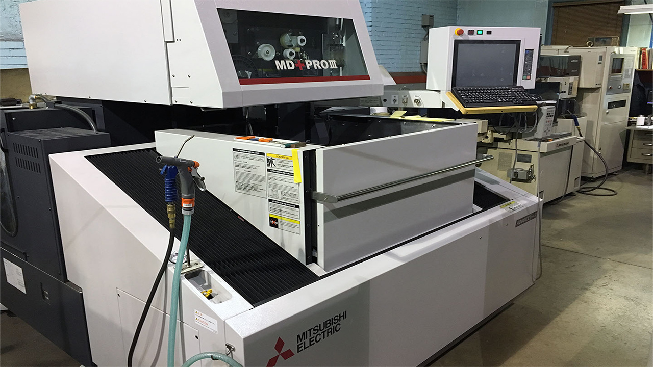 MD Pro Wire EDM Machine