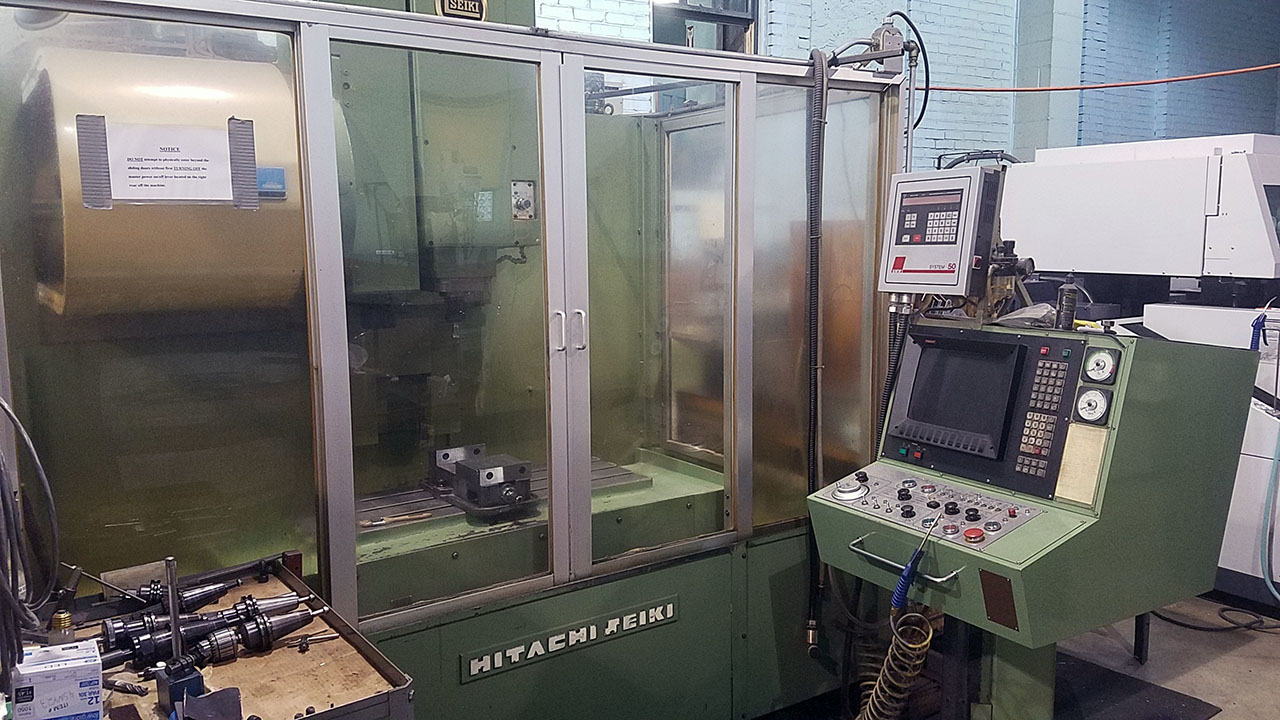 Hitachi Seiki Mill
